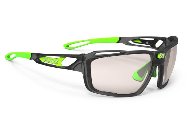 Rudy Project Sintryx Cykelbriller grøn/sort (2019) | Glasses
